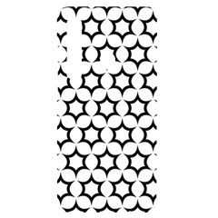 Pattern Star Repeating Black White Samsung Case Others