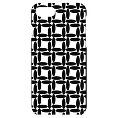 Ellipse Pattern Background Iphone 7/8 Black Uv Print Case