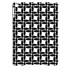 Ellipse Pattern Background Apple Ipad Pro 9 7   Black Uv Print Case