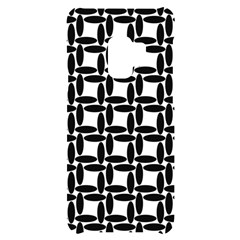 Ellipse Pattern Background Samsung S9 Black Uv Print Case