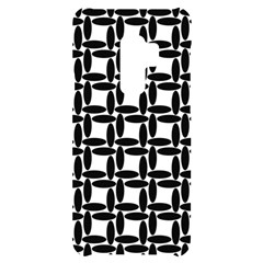 Ellipse Pattern Background Samsung S9 Plus Black Uv Print Case