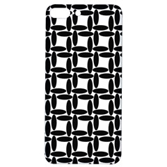 Ellipse Pattern Background Iphone 7/8 Plus Soft Bumper Uv Case