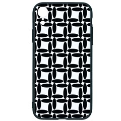 Ellipse Pattern Background Iphone Xr Soft Bumper Uv Case