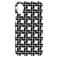 Ellipse Pattern Background Iphone X/xs Black Uv Print Case