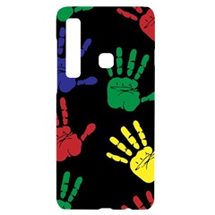 Handprints Hand Print Colourful Samsung Case Others