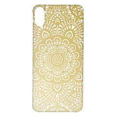 Modern Mandala Design Iphone X/xs Soft Bumper Uv Case