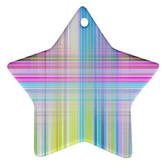 Texture Abstract Squqre Chevron Ornament (star)