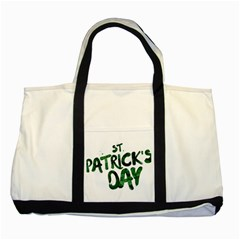 St Patrick s Day Two Tone Tote Bag