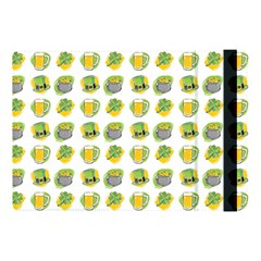 St Patricks Day Background Symbols Apple Ipad 9 7