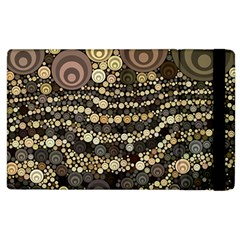 Vintage Style Apple Ipad 2 Flip Case by HermanTelo