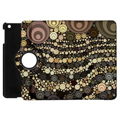 Vintage Style Apple Ipad Mini Flip 360 Case