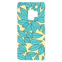Leaves Dried Samsung S9 Black Uv Print Case