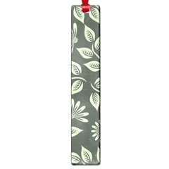 Flowers Pattern Spring Nature Large Book Marks by Bajindul