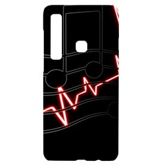 Music Wallpaper Heartbeat Melody Samsung Case Others by Bajindul