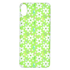 Zephyranthes Candida White Flowers Iphone X/xs Soft Bumper Uv Case