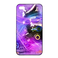 Ski Boot Ski Boots Skiing Activity Iphone 4/4s Seamless Case (black) by Pakrebo