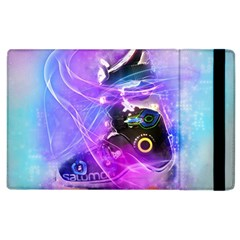 Ski Boot Ski Boots Skiing Activity Apple Ipad 3/4 Flip Case by Pakrebo