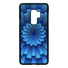Pattern Background Texture Samsung Galaxy S9 Plus Seamless Case(black) by Pakrebo