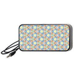 Background Wallpaper Pattern Portable Speaker