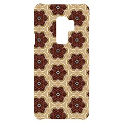 Pattern Sequence Motif Design Plan Samsung S9 Plus Black Uv Print Case by Pakrebo