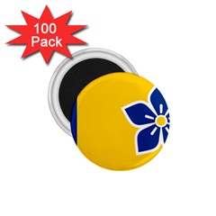 Proposed Flag Of Australian Capital Territory 1 75  Magnets (100 Pack)  by abbeyz71