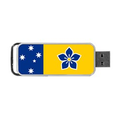 Proposed Flag Of Australian Capital Territory Portable Usb Flash (two Sides) by abbeyz71