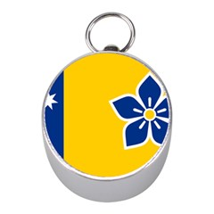 Proposed Flag Of Australian Capital Territory Mini Silver Compasses by abbeyz71
