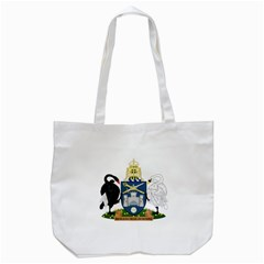 Coat Of Arms Of Australian Capital Territory Tote Bag (white) by abbeyz71