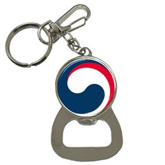 Government Emblem Of Government Of Republic Of Korea Bottle Opener Key Chain by abbeyz71