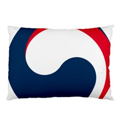 Government Emblem Of Government Of Republic Of Korea Pillow Case by abbeyz71