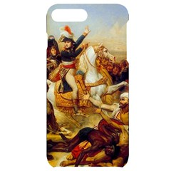 Napoleon Bonaparte Battle Of The Pyramids Iphone 7/8 Plus Black Uv Print Case by impacteesstreetwearthree