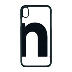 Logo Of Young Liberal Neos Iphone Xr Seamless Case (black)