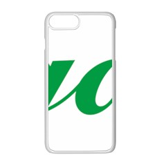 Logo Of Ashgabat Iphone 8 Plus Seamless Case (white) by abbeyz71