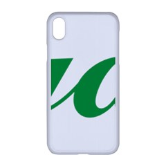 Logo Of Ashgabat Iphone Xr Seamless Case (white) by abbeyz71
