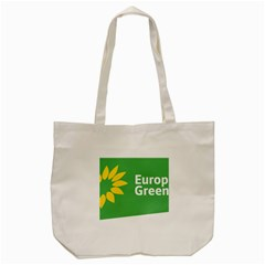 Logo Of The European Green Party Tote Bag (cream) by abbeyz71