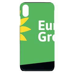 Logo Of The European Green Party Iphone Xs Max