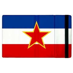 Civil Ensign Of Yugoslavia, 1950-1992 Apple Ipad 2 Flip Case by abbeyz71