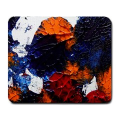 Falling Leaves Large Mousepads by WILLBIRDWELL