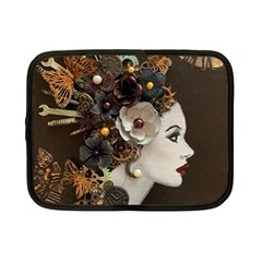Mechanical Beauty  Netbook Case (small)
