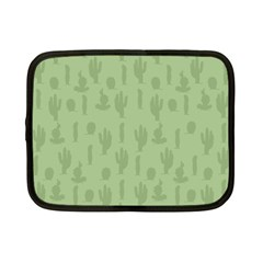 Cactus Pattern Netbook Case (small)