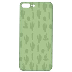 Cactus Pattern Iphone 7/8 Plus Soft Bumper Uv Case