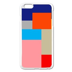 33sahara418 Iphone 6 Plus/6s Plus Enamel White Case