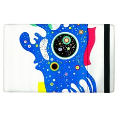 Stars Wassily Kandinsky Apple Ipad 2 Flip Case by impacteesstreetwearthree