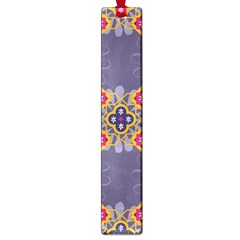 Morocco Tile Traditional Marrakech Large Book Marks