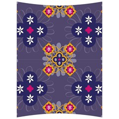 Morocco Tile Traditional Marrakech Back Support Cushion
