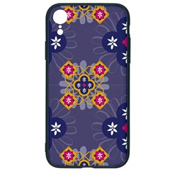 Morocco Tile Traditional Marrakech Iphone Xr Soft Bumper Uv Case