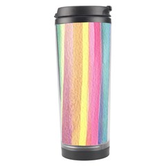 Watercolour Watercolor Background Travel Tumbler