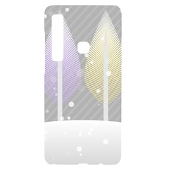 Winter Season Simple Pastels Grey Samsung Case Others
