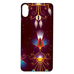 Background Pattern Non Seamless Iphone X/xs Soft Bumper Uv Case