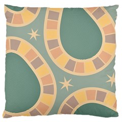 Background Pattern Non Seamless Standard Flano Cushion Case (two Sides)